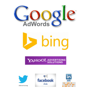 Search Marketing Logos